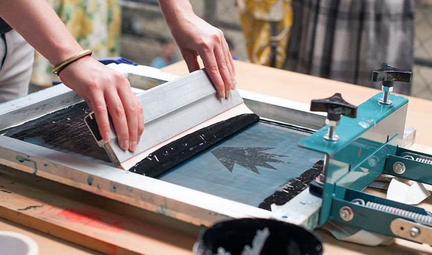 Guidelines on Choosing a Screen Printing Service